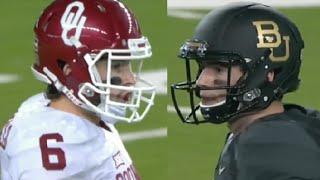 Oklahoma vs Baylor Week 11 College Football 2015 / 11.14.2015