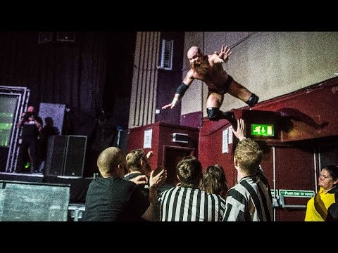 WCPW Loaded #7 Part 1 - Primate vs. Joe Coffey