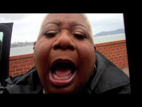 Luenell(from Borat) giving Dj Prince Halim crazy Shout Out