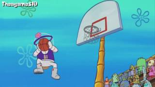 """This is the promo for the upcoming Spongebob episode """"Sportz?"""" set to air July 16!"""