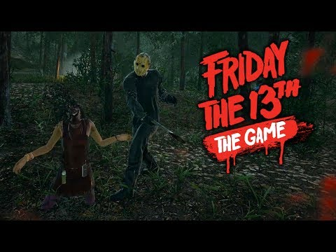 Friday the 13th The Game: Com Gabriel de jason não da não