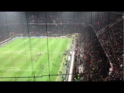 [HD] MILAN - BARCELLONA 2-0   20/02/2013 - Fischio finale