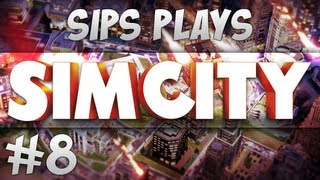 7. Sips Plays Sim City - Part 8 - Bus Tales