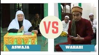 Download Video Wahabi Anyaran Tantang Debat Ilmu Agama Ustadz Pondok Aswaja MP3 3GP MP4