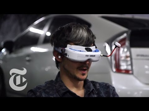 Drone Racing Dreams | The New York Times