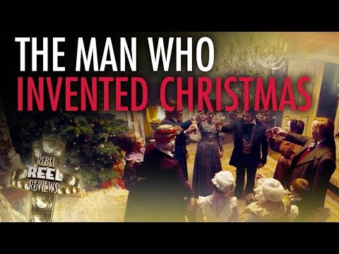 """The Man Who Invented Christmas"": A Family-friendly Holiday Movie 