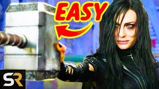 Video Thor: Ragnarok - Hela's 10 Most Incredible Superpowers MP3, 3GP, MP4, WEBM, AVI, FLV Juli 2018