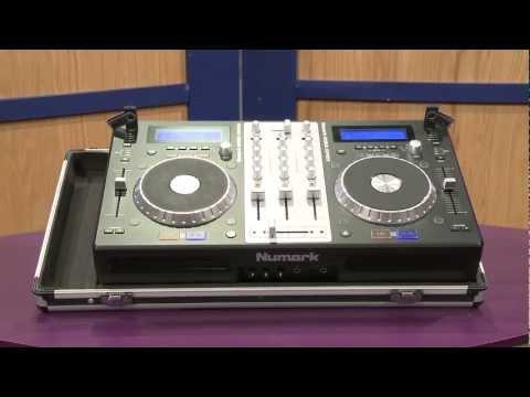 Numark Mixdeck Express DJ Controller CD/MP3/USB Playback, Serato – Review   Full Compass
