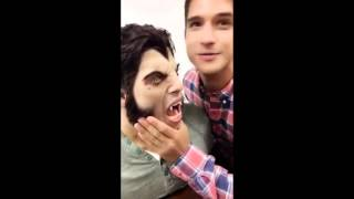 Download Video Teen Wolf Season 6 behind the scenes (snapchat) MP3 3GP MP4