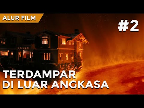TERDAMPAR DI LUAR ANGKASA | ALUR CERITA FILM ZATHURA (2004) #2