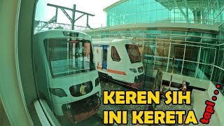 Video KERETA INI MEWAH , TAPI KOK SEPI YAA ???? Naik KA Bandara Soekarno Hatta MP3, 3GP, MP4, WEBM, AVI, FLV November 2018