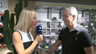Reportatge de RTVA a la nova botiga Jormabike Experience al centre d'Andorra la Vella.