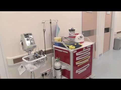 小城大事 青洲衛生中心揭幕 儀式