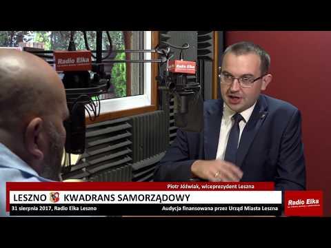 Wideo1: Leszno Kwadrans Samorządowy 31.08.2017