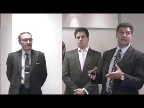 Caras conocidas en un video que elaboró CADER sobre la presentación del reporte ejecutivo del sector eléctrico