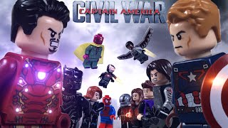 Nonton Lego Captain America  Civil War Part 2 Film Subtitle Indonesia Streaming Movie Download