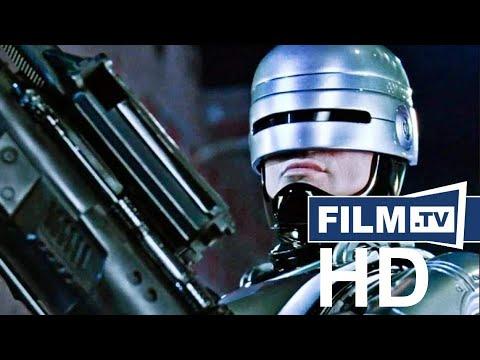 ROBOCOP Trailer German Deutsch (1987)
