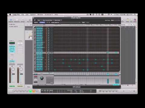 Logic Pro 9 – UltraBeat