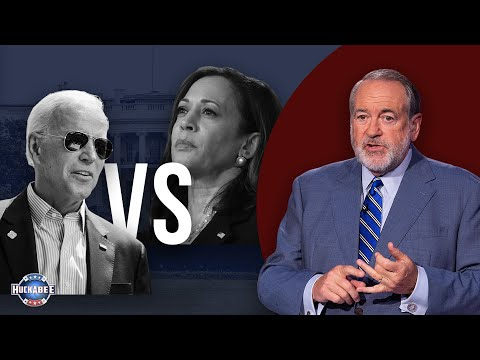 It seems Kamala Harris is being SHUT OUT by Biden | LIVE with Mike | Huckabee