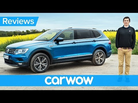 Volkswagen Tiguan Allspace SUV 2018 in-depth review | carwow Reviews