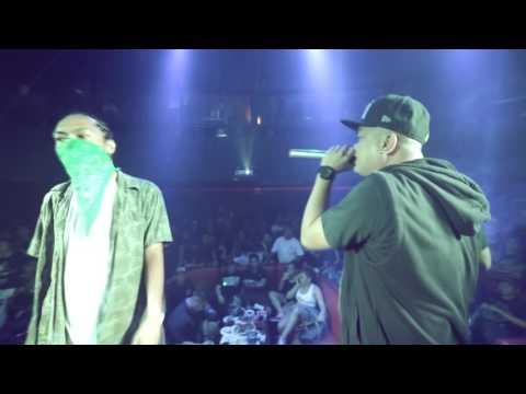Bahay Katay - Abaddon Vs Frooz - Rap Battle @ Abriletra