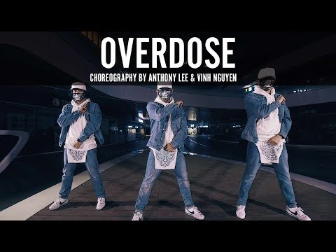 """Overdose"" By Chris Brown & Agnez Mo Choreography By Anthony Lee & Vinh Nguyen"