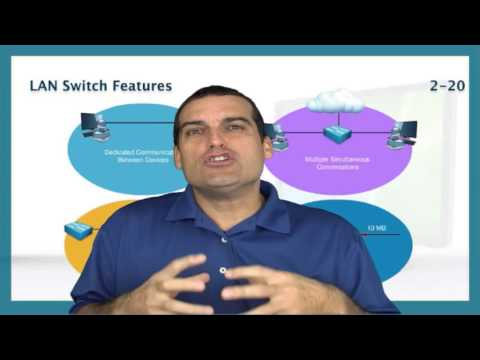 routers - Here is a quick 7 minute video compliments of StormWind.com for ICND1 (CCENT) students. This video introduces L2 switches and L3 routers.