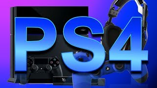 PS4 Unboxing! - Sony Playstation 4 Unboxing Video
