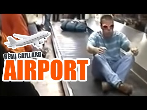 Airport (R�mi GAILLARD) Video