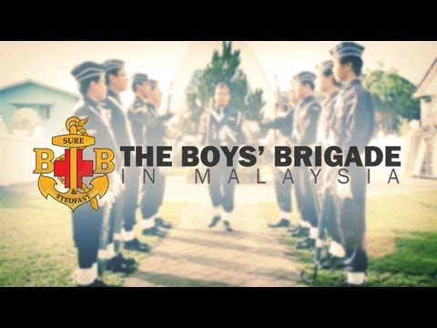 男少年军 The Boys' Brigade [Advertisement]