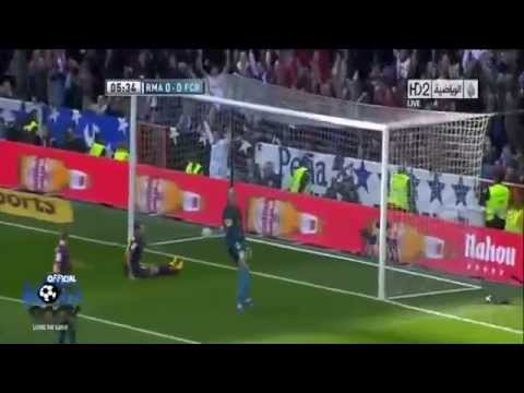 Real Madrid Vs Barcelona 2-1 All Goals and Full Match Highlights 02/3/2013 Liga BBVA