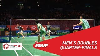 Video MD | GIDEON/SUKAMULJO (INA) [1] vs CHEN/WANG (TPE) | BWF 2018 MP3, 3GP, MP4, WEBM, AVI, FLV Maret 2019
