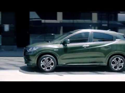 คลิปโฆษณา Honda Vezel เวอร์ชั่นญ๊่ปุ่น TVC Japan Commercial เผื่อใครยังไม่ได้ดู