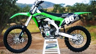 1. First Ride 2017 Kawasaki KX250F - Motocross Action Magazine