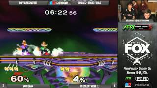 One of the best fox dittos ever – DYFWI GF Hax vs Silentwolf