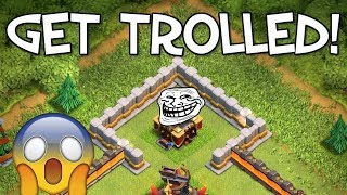ONE OF THE GREATEST TROLL BASES WE HAVE BUILT IN CLASH OF CLANS! CAN ANYONE DESTROY THE NEW GEARED ARCHER TOWER AT THE END OF THE VALLEY OF DEATH?! LETS FIND OUT!YouTube: https://youtube.com/c/LewisThePenTwitter: https://twitter.com/LewisThePenInstagram: https://www.instagram.com/lewisthepen/Twitch: https://www.twitch.tv/lewisthepenyt-------------------------------------------MUSIC USED - OMFG - HELLO [https://www.youtube.com/watch?v=ih2xubMaZWI]-------------------------------------------Clash of Clans is an addictive multi-player game which consists of fast paced action combat. Build and lead your personalised armies through enemy bases taking gold, elixir and trophy's to master the game and become a legend. Up-rise through the realms and join a clan to reign supreme above all others.Category: GamesUpdated: 10 June 2014Version: 6.108.5Size: 53.3 MBLanguages: English, Japanese, Korean, Simplified Chinese, Traditional ChineseDeveloper: Supercell Oy© 2012 SupercellRated 9+ for the following:Infrequent/Mild Cartoon or Fantasy ViolenceCompatibility: Requires iOS 4.3 or later. Compatible with iPhone, iPad, and iPod touch. This app is optimized for iPhone 5.