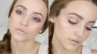 Romantic Soft Pink Makeup Tutorial