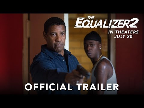 The Equalizer 2 - Official Trailer #2?>