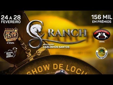 Disputa ACESSO Parque Xô Boi - CS Ranch Etapa PE-PB Santa Cruz - PE