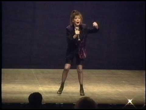Emily West sings Celine Dion!