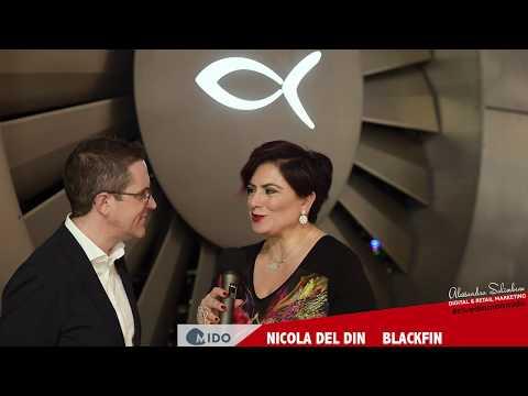 Mido 2018 - Alessandra Salimbene intervista Nicola Del Din di Blackfin