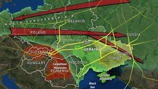 Ukraine - Geography