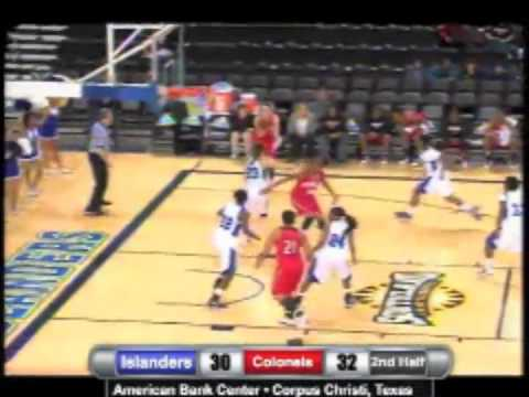 WBB Highlights vs. Nicholls