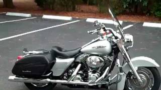 8. Harley Davidson Motorcycles for sale - 2004 Road King Custom FLHRS Specs Price