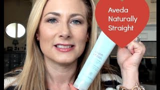 Products mentioned: Aveda Naturally Straight Hair Treatment http://bit.ly/TlDL8z * Giovanni 2Chic Ultra-Sleek Shampoo...