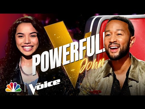 """Teenager Keilah Grace Performs INXS' """"Never Tear Us Apart"""" 