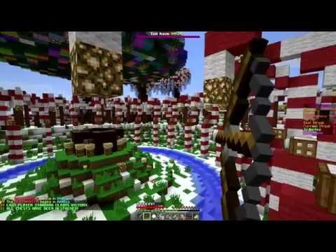 Minecraft: Hunger Games w/Mitch! Game 525 – TNT EXPLOSION DESTRUCTION!
