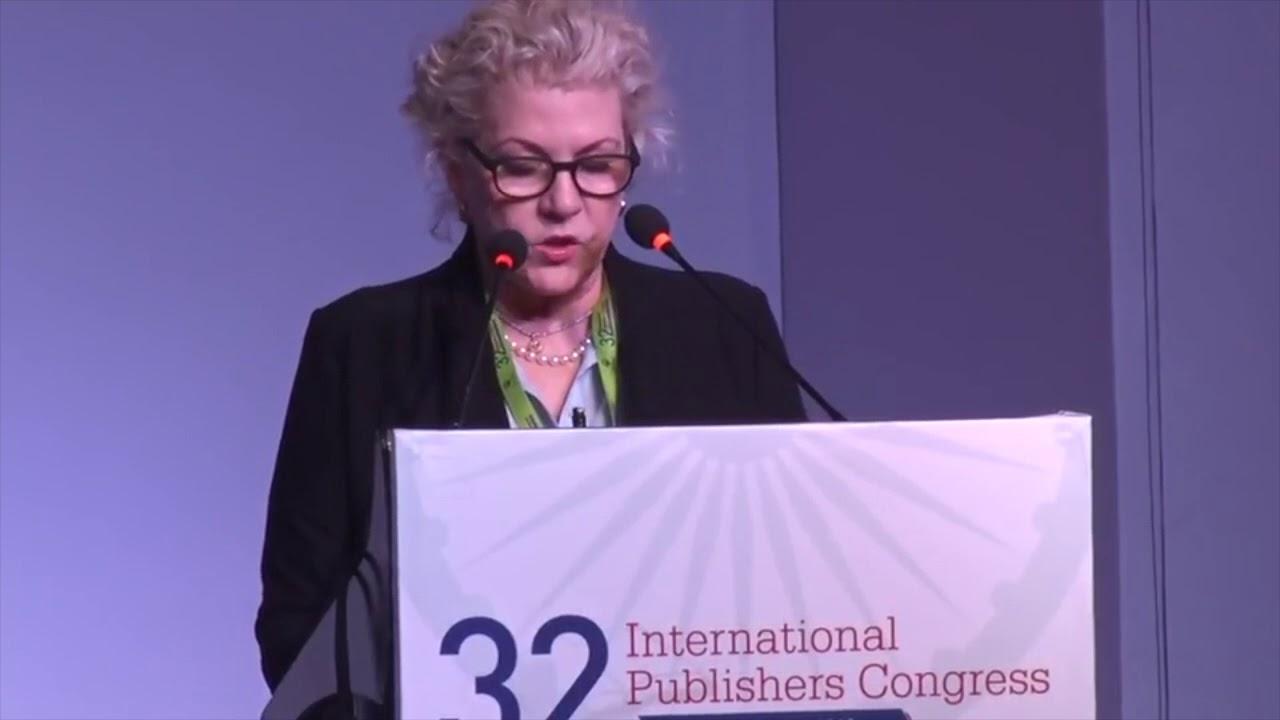 Keynote at IPA 2018 International Publishers Congress