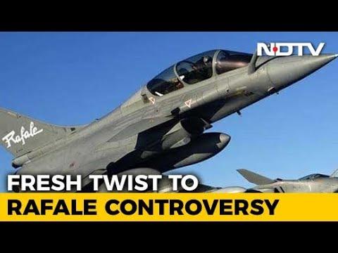 India Government Chose Anil Ambani For Rafale, Says Francois Hollande