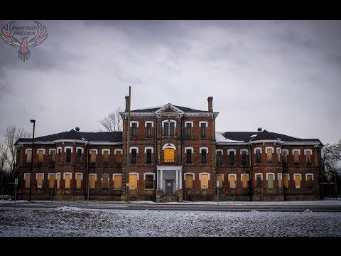 Urbex Hamilton: Insane Asylum (Century Manor)